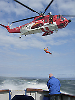 Rescue-117 exercises with HARPY_1