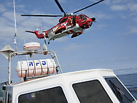 HARPY exercise with Rescue-117
