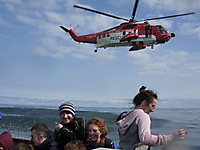Rescue-117 exercises with HARPY_5