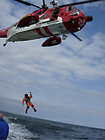 Rescue-117 exercises with HARPY_7