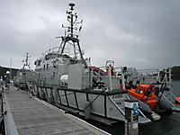 Irish Custome Service Vessels