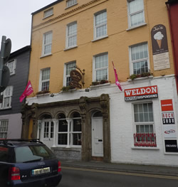 Jos Cafe, Kinsale, Guesthouse accommodation