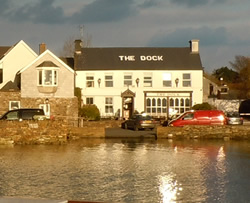 The Dock Bar, Castlepark.