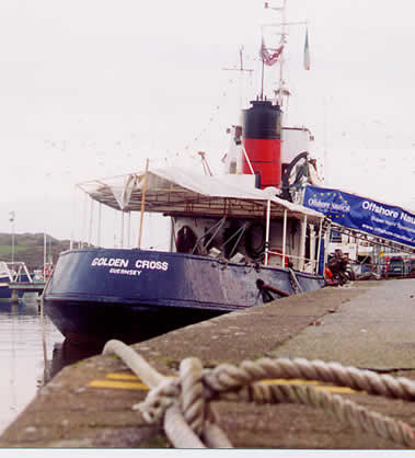Tug GOLDEN CROSS