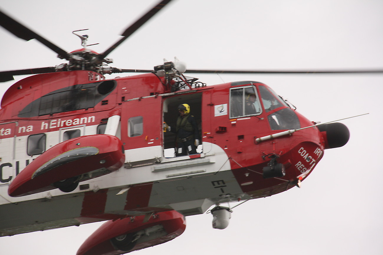 EI-SAR close-up.