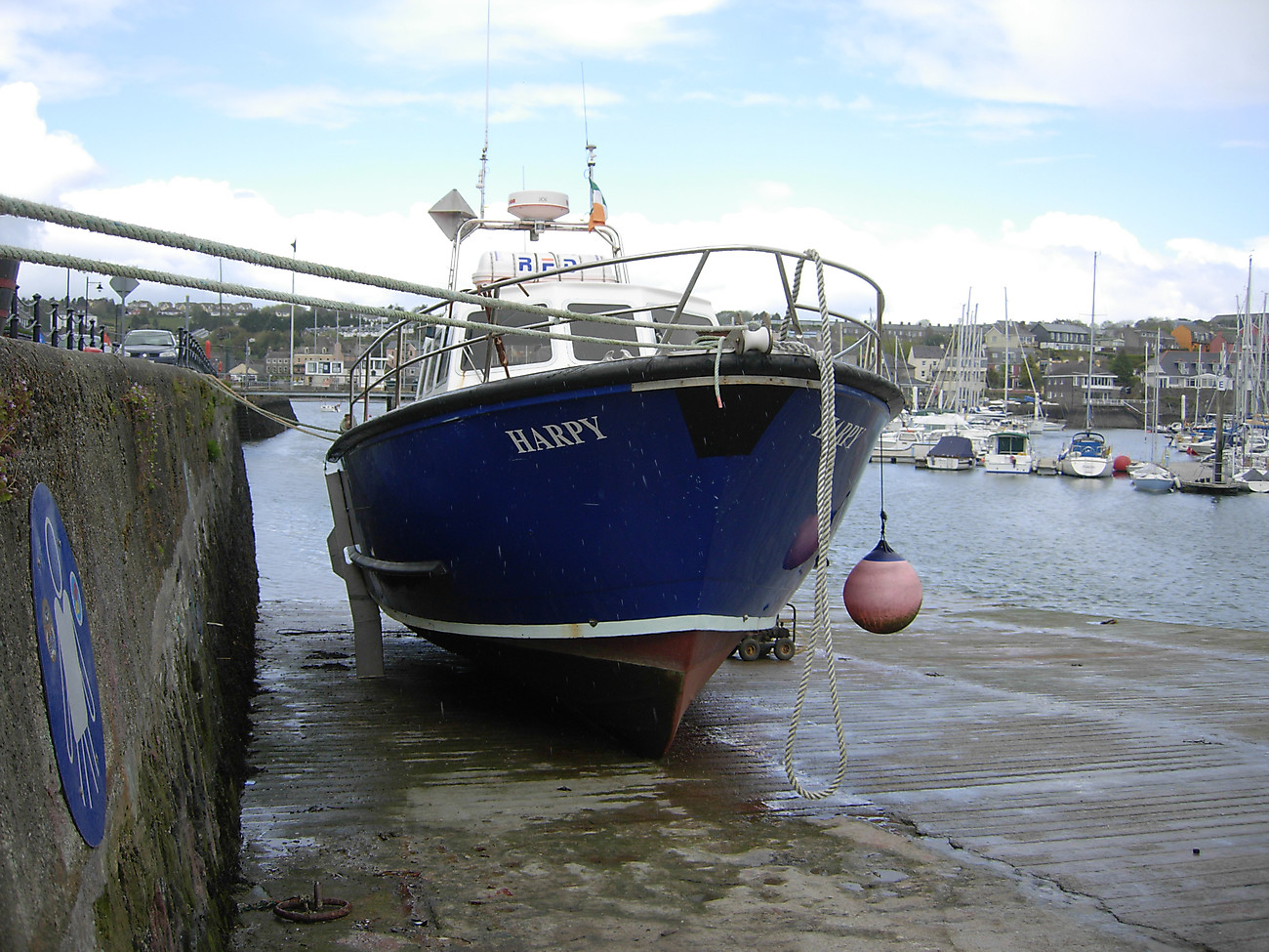 Charter Boat HARPY_11