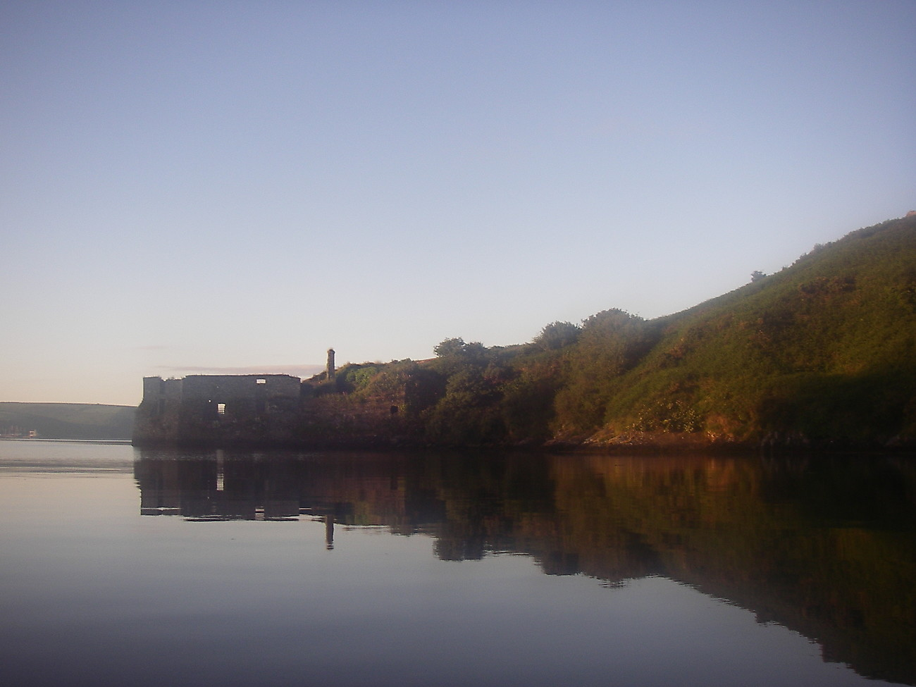 The Blockhouse, Kinsale.