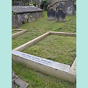 Lusitania Graves in Kinsale.