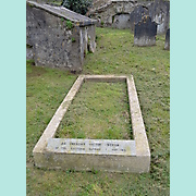 Lusitania graves in Kinsale