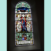 Window, St.Multose church.