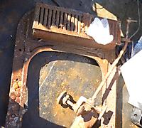 Porthole #4 detail