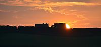James Fort at Dawn