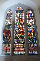 Window, St.Multose church.