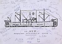 AUD anchor lift crew