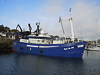 Rachel Jay (II). Starboard view.