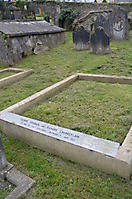 Lusitania Graves in Kinsale.