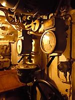 Engine telegraphs.