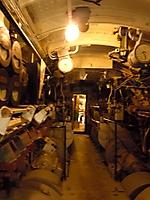 Engine room.