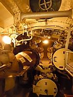Fwd torpedo room.