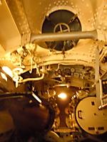 Torpedo loading hatch.