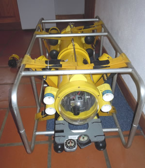 Sea Lion ROV